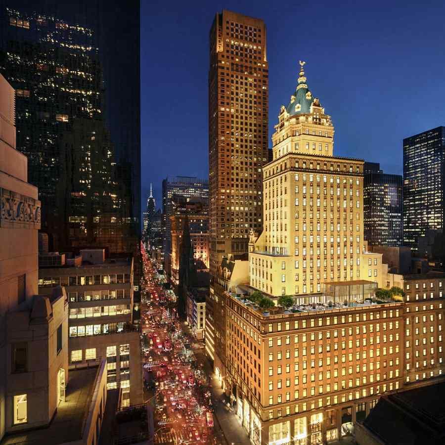 Российский девелопер вывел на рынок Нью-Йорка квартиру за 0млн