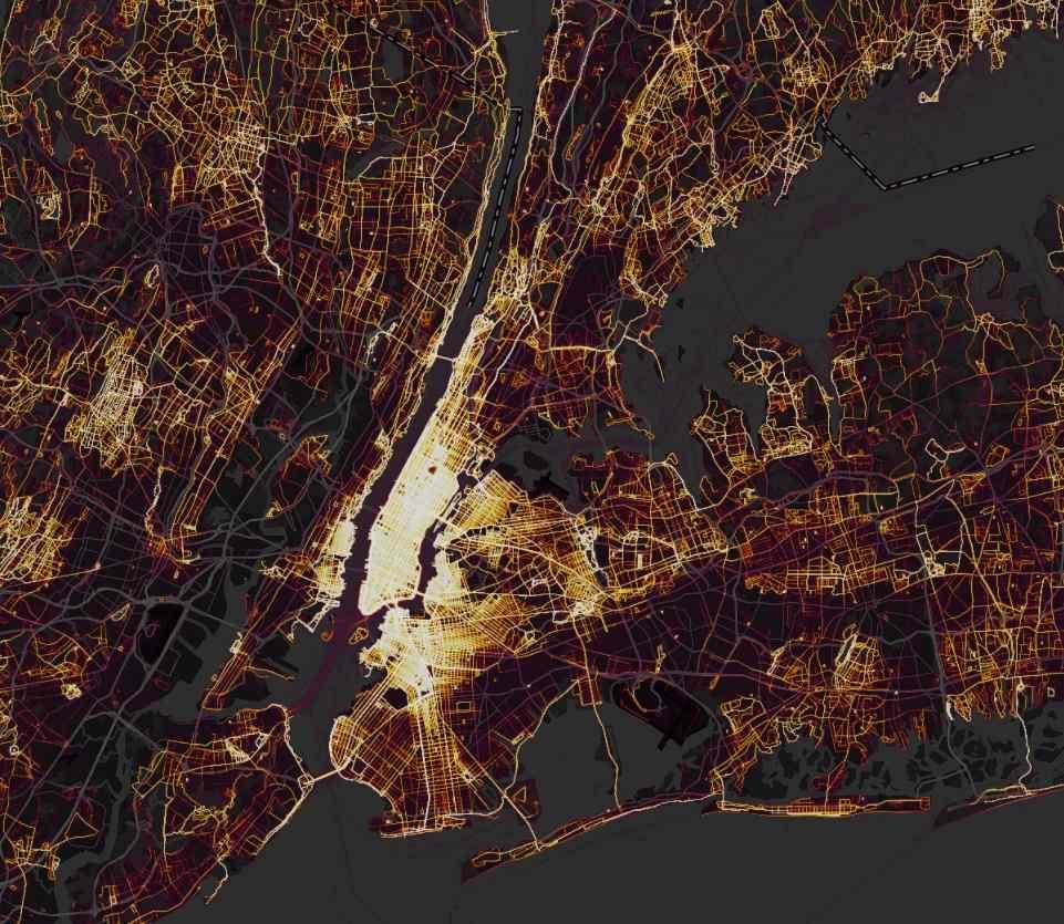 Где бегает Нью-Йорк