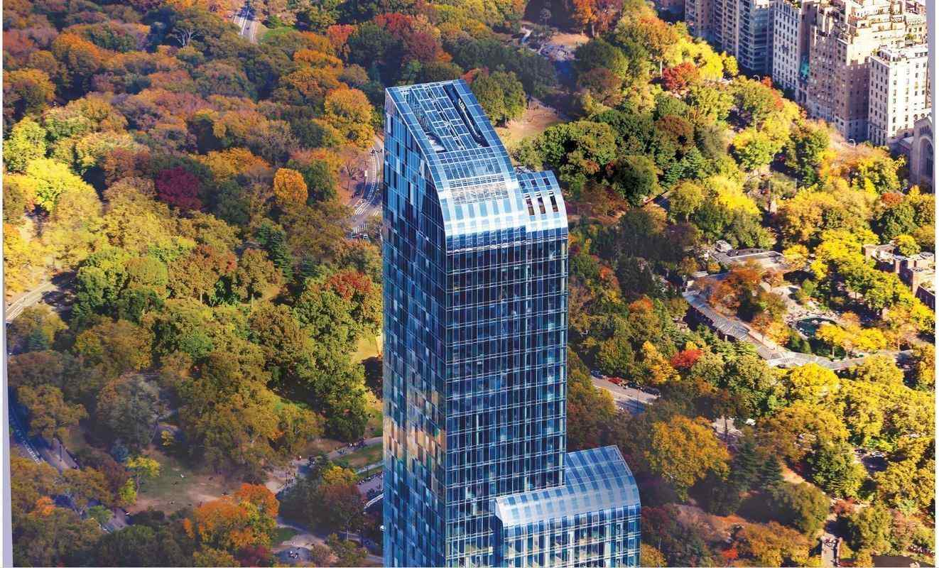 Кто купил самую дорогую квартиру Нью-Йорка?