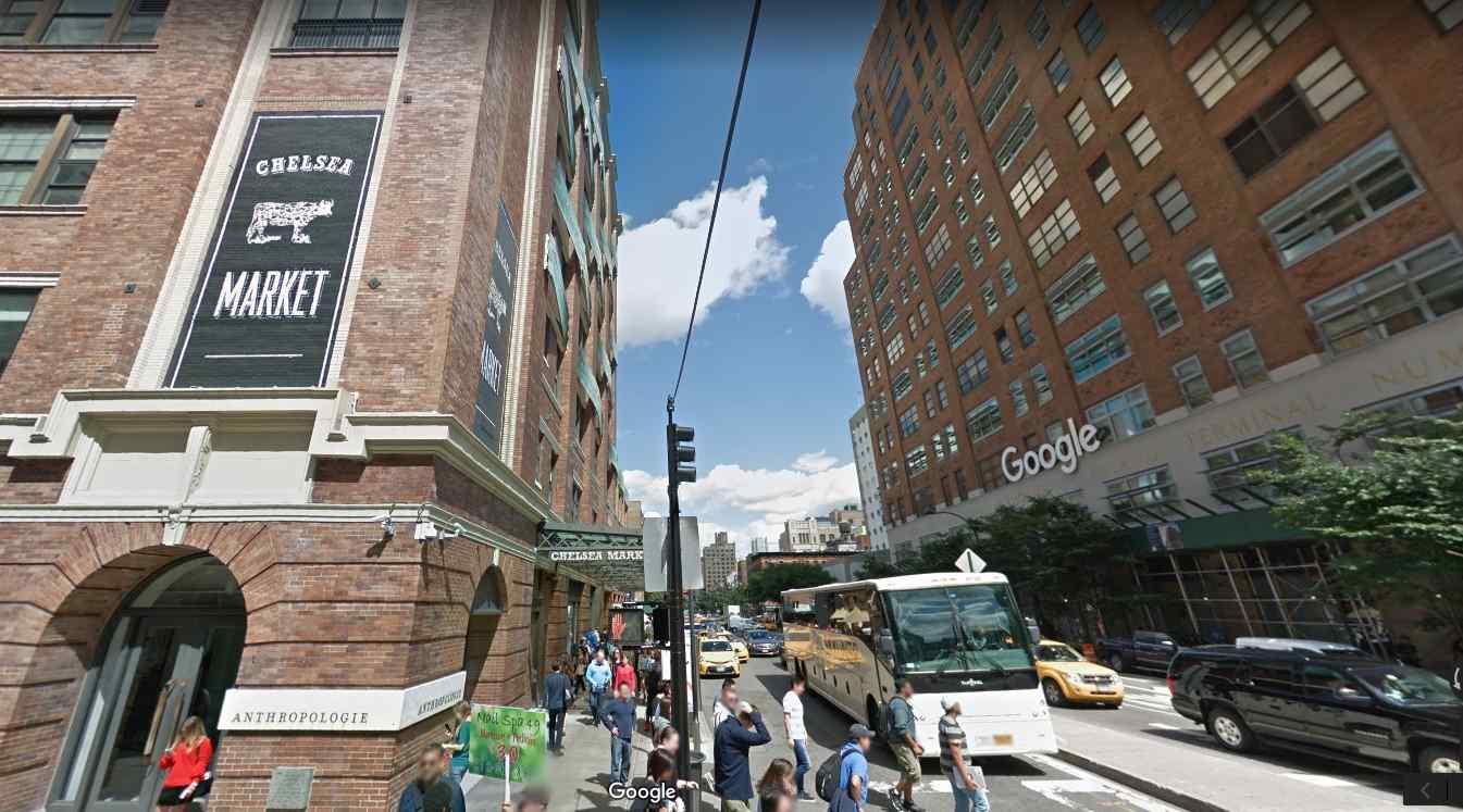 Зачем снимать, если можно купить? - подумал Google и купил здание за .4млрд