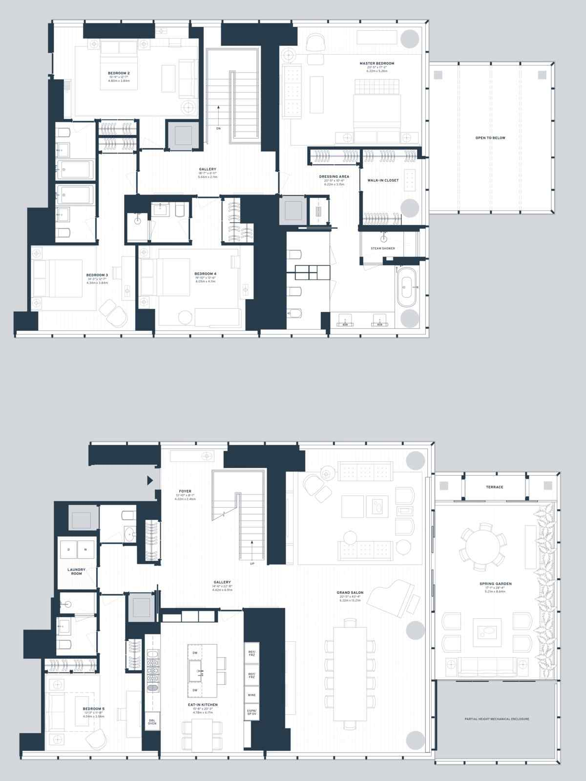 Самые дорогие квартиры марта. Манхэттен, Нью-Йорк.