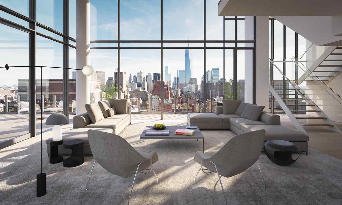 Нью-йорк квартиры квартиры дубай купить