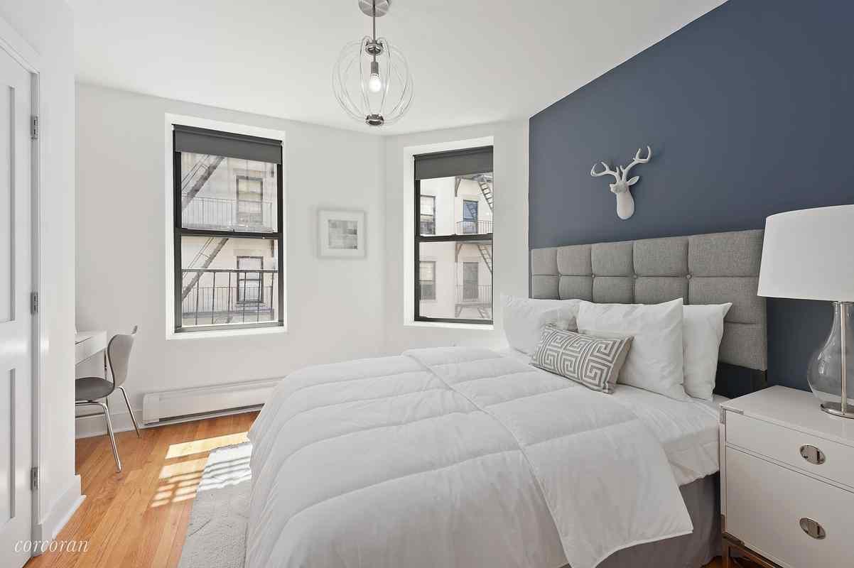 Самые дешевые квартиры апреля. Манхэттен, Нью-Йорк.
