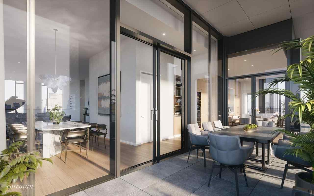 Самые дорогие квартиры июля. Манхэттен, Нью-Йорк.