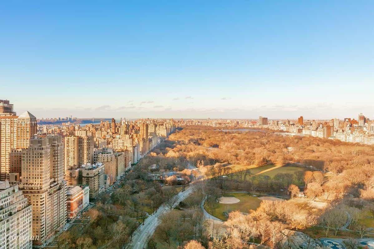 Как выглядят квартиры в новом самом дорогом доме Нью-Йорка