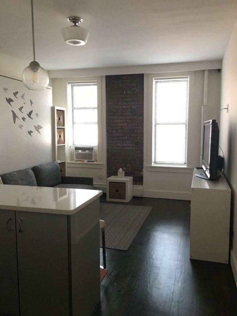 Самые дешевые квартиры января 2021. Манхэттен, Нью-Йорк.